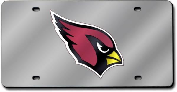 Rico Arizona Cardinals Silver Laser Tag License Plate product image