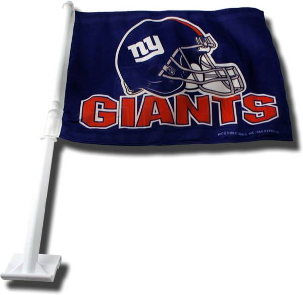 Rico New York Giants Car Flag product image