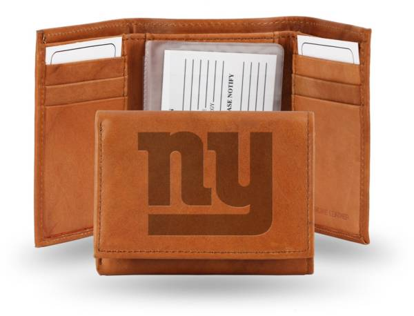 Rico NFL New York Giants Embossed Tri-Fold Wallet product image