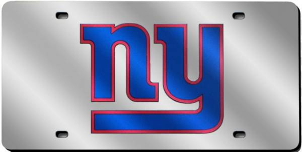 Rico New York Giants Laser Tag License Plate product image