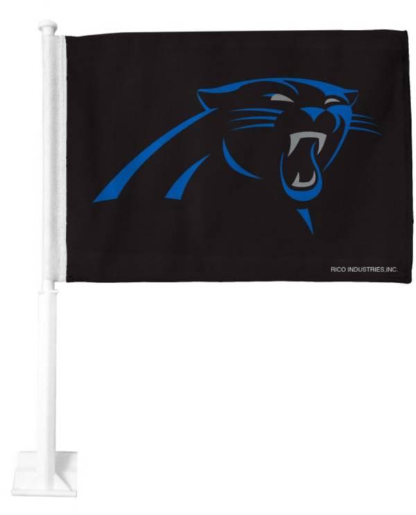 Rico Carolina Panthers Car Flag product image