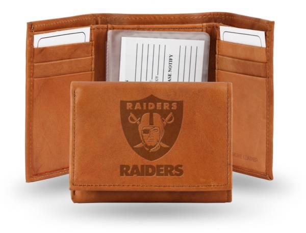 Rico NFL Las Vegas Raiders Embossed Tri-Fold Wallet product image