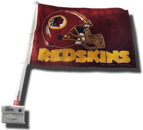 Rico Washington Redskins Car Flag. noImageFound. 1 aa6b58cd6