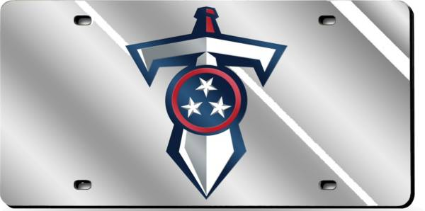 Rico Tennessee Titans Shield & Sword Laser Tag License Plate product image