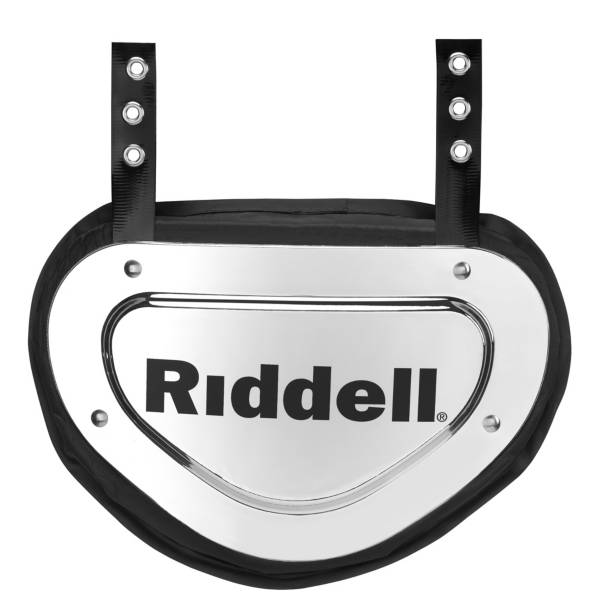 Riddell Adult Chrome Football Back Plate product image