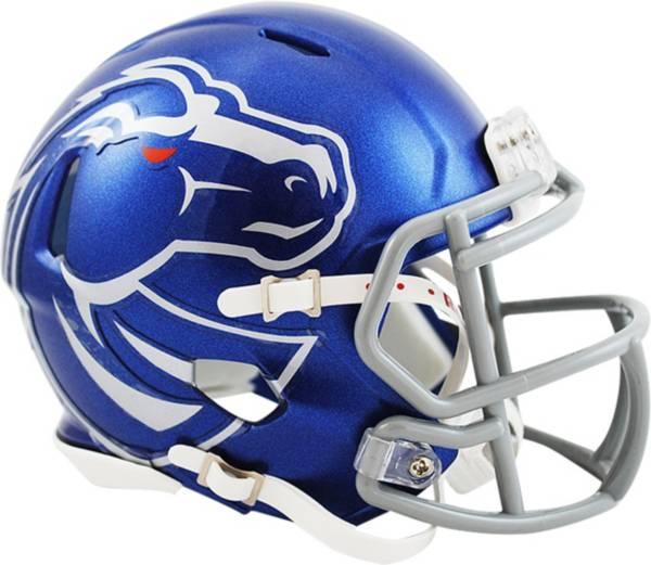 Riddell Boise State Broncos Speed Mini Football Helmet product image