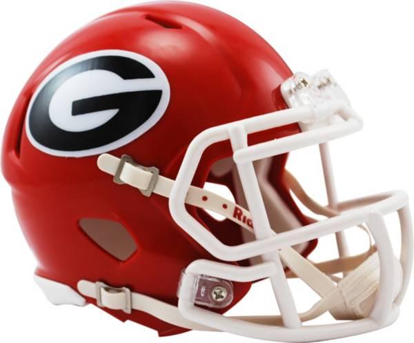 Riddell Georgia Bulldogs Speed Mini Football Helmet product image