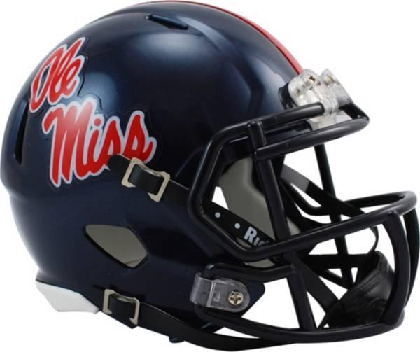 Riddell Ole Miss Rebels Speed Mini Football Helmet product image