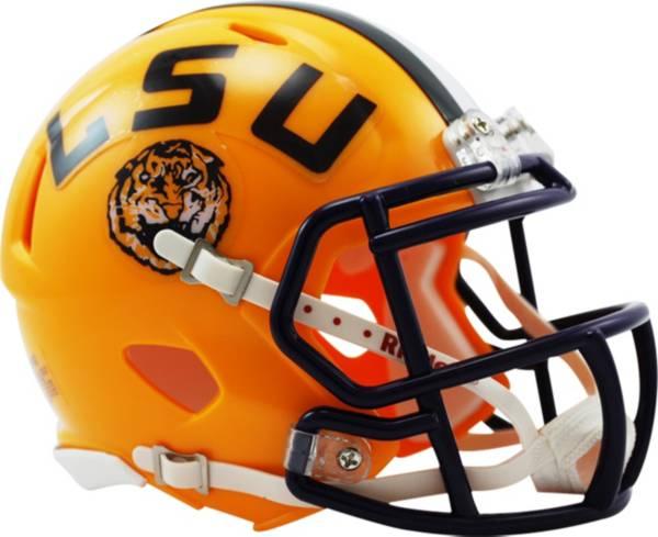 Riddell LSU Tigers Speed Mini Football Helmet product image