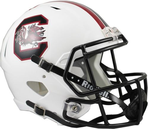 4fab8325f26 Riddell South Carolina Gamecocks 2016 Replica Speed Full-Size Helmet ...