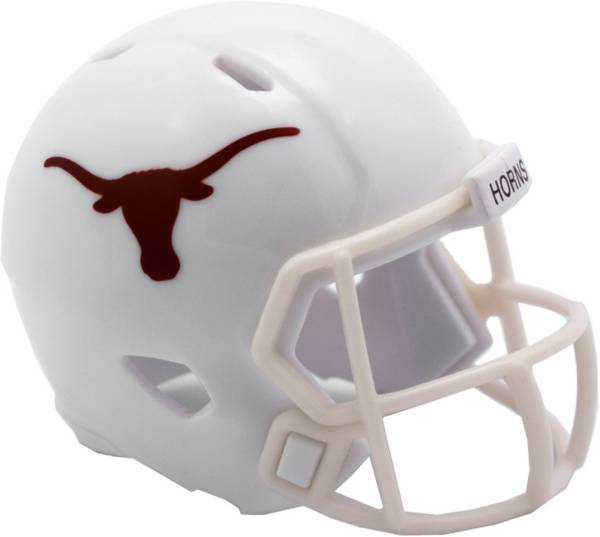 Riddell Texas Longhorns Pocket Speed Single Helmet product image