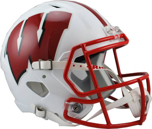 Riddell Wisconsin Badgers Speed Replica Full-Size Football Helmet product image