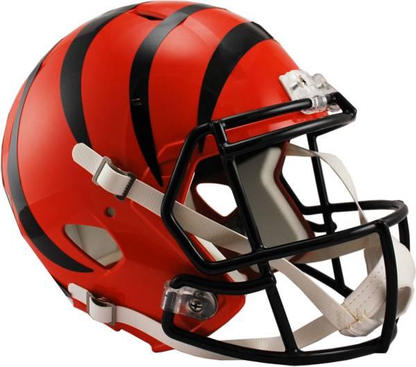 Riddell Cincinnati Bengals Speed Replica Full-Size Football Helmet product image