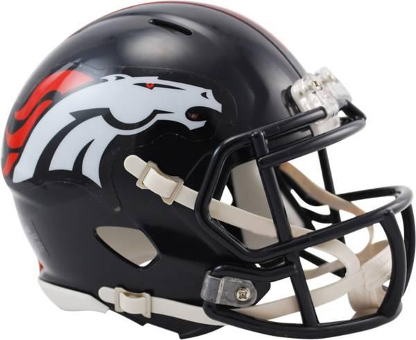 Riddell Denver Broncos Revolution Speed Mini Helmet product image