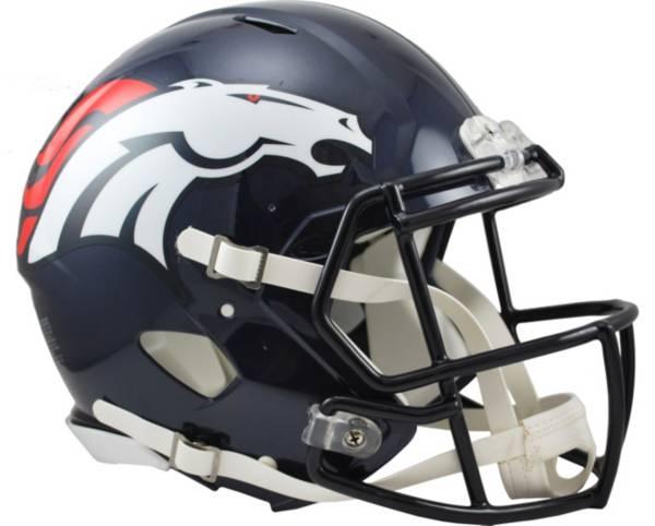 Riddell Denver Broncos Revolution Speed Football Helmet product image