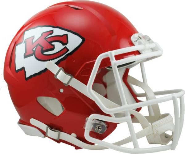 Riddell Kansas City Chiefs Revolution Speed Football Helmet product image