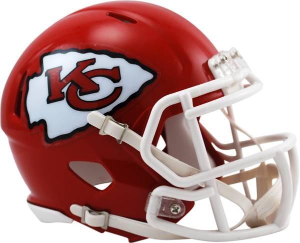 Riddell Kansas City Chiefs Mini Speed Helmet product image