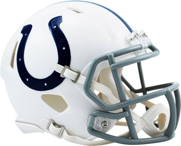 Riddell Indianapolis Colts Revolution Speed Mini Helmet product image