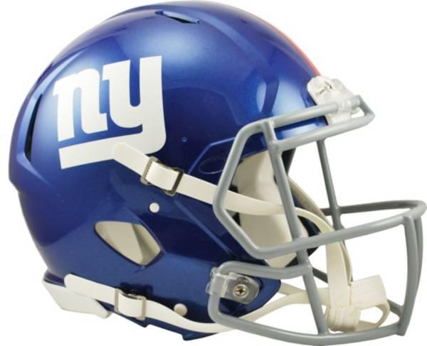 Riddell New York Giants Revolution Speed Football Helmet product image