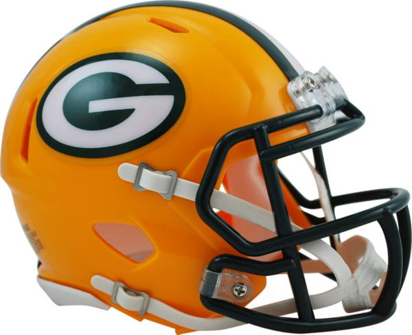 Riddell Green Bay Packers Revolution Speed Mini Helmet product image