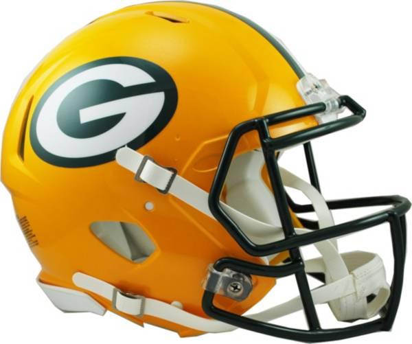 Riddell Green Bay Packers Revolution Speed Football Helmet product image
