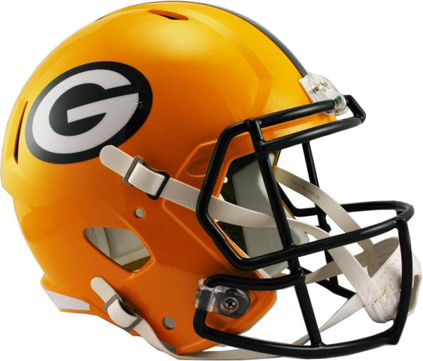 Riddell Green Bay Packers Speed Replica Full-Size Football Helmet product image