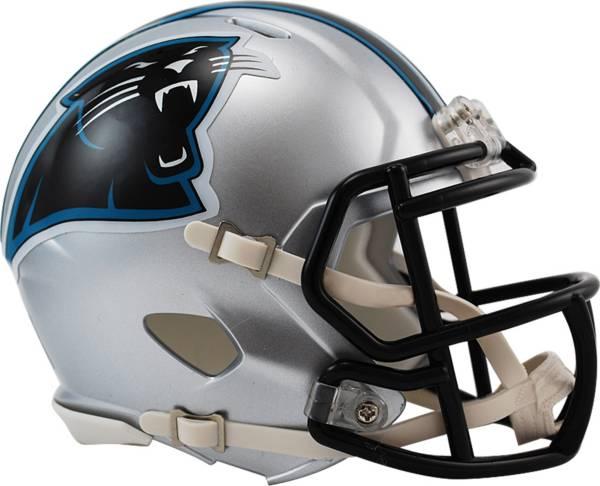 Riddell Carolina Panthers Revolution Speed Mini Helmet product image