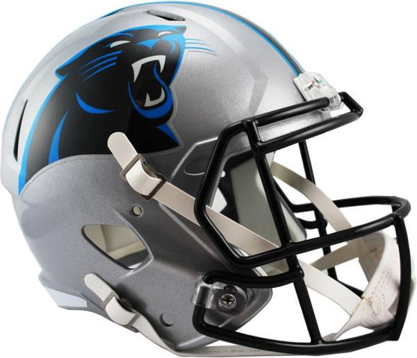 Riddell Carolina Panthers Speed Replica Full-Size Football Helmet product image