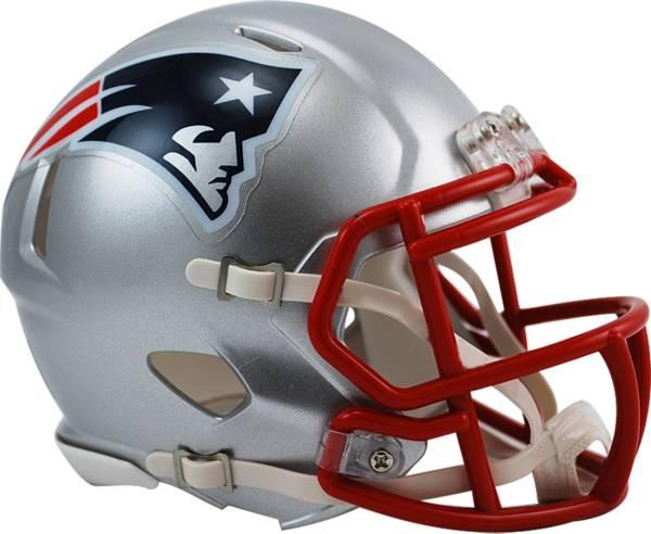 Riddell New England Patriots Revolution Speed Mini Helmet product image