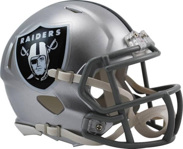 Riddell Las Vegas Raiders Speed Mini Football Helmet product image