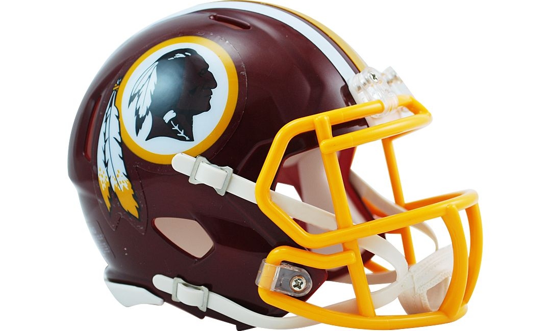 816811f5 Riddell Washington Redskins Revolution Speed Mini Helmet