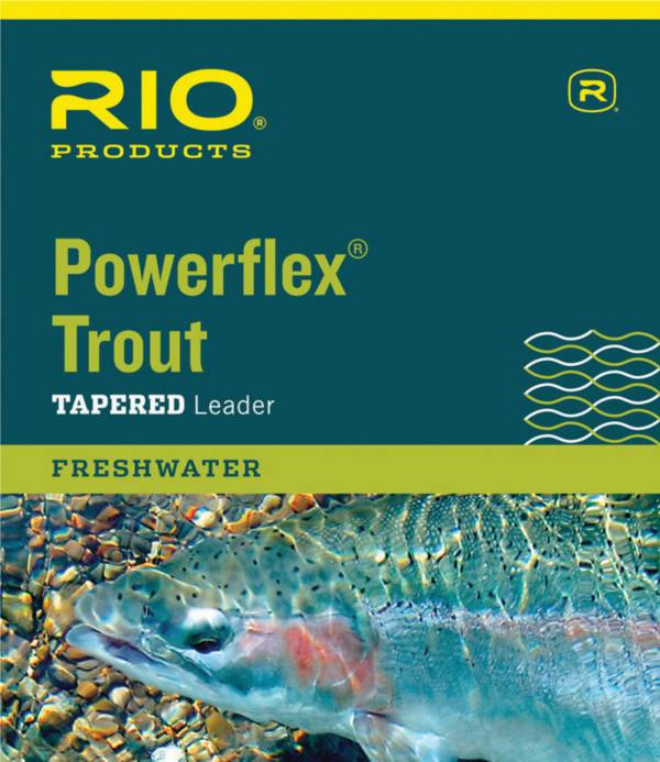 RIO Powerflex Trout Leader product image