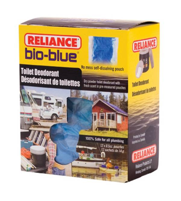 Reliance Bio-Blue Toilet Deodorant product image