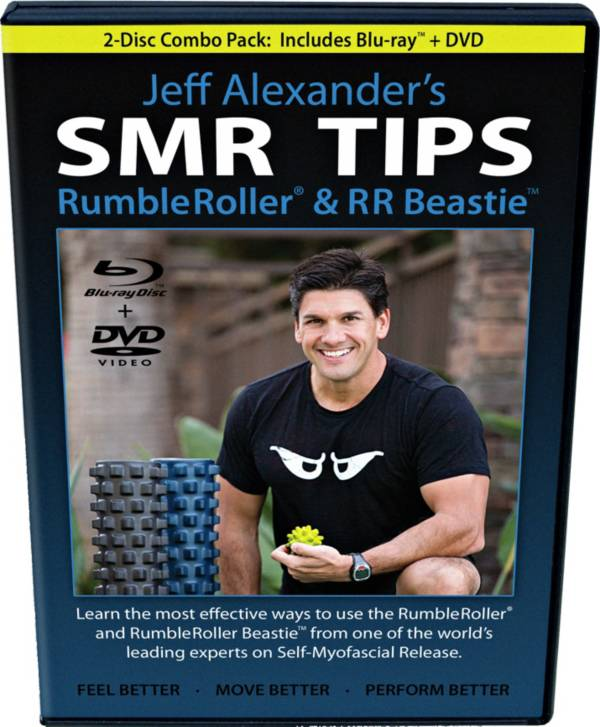RumbleRoller Jeff Alexander's SMR Tips for Rumble Roller and RR Beastie DVD product image