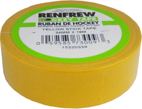 Renfrew Yellow Hockey Stick Tape product image