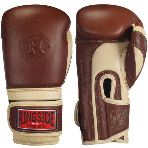 Ringside Heritage Boxing Gloves product image