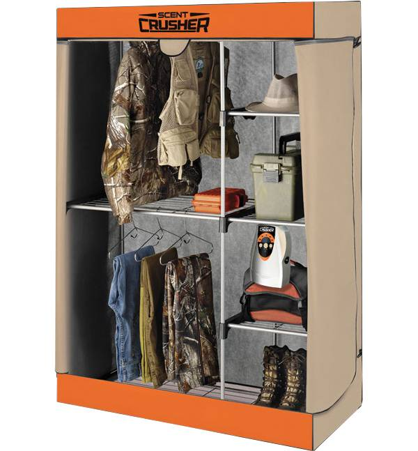 Scent Crusher Flexible Hunting Equipment Closet product image