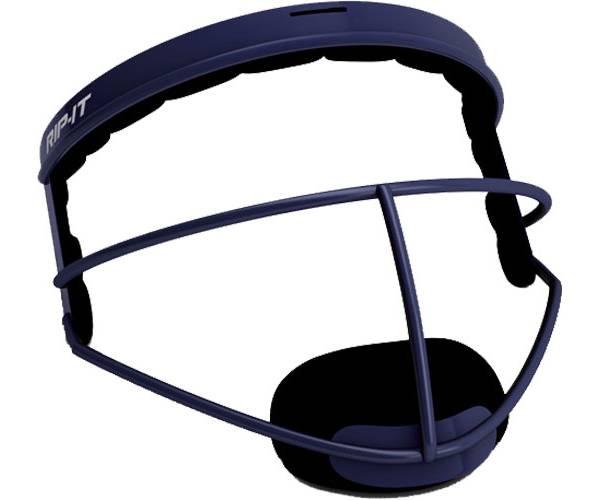 RIP-IT Adult Defense Pro Softball Face Guard w/ Blackout Technology product image