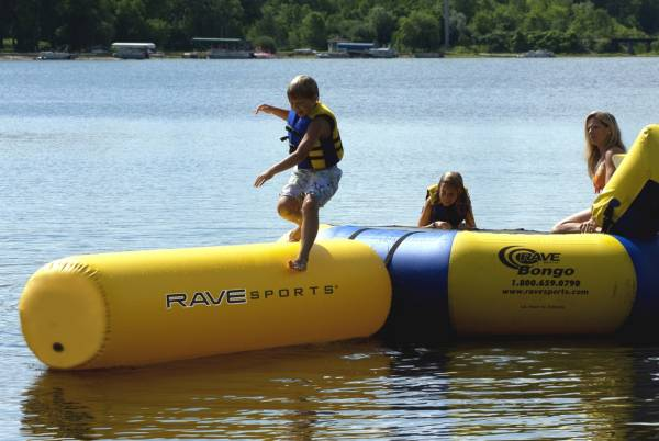 Rave Sports Aqua Log Water Attachment- Small product image