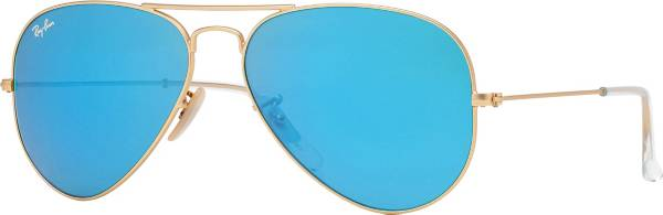 Ray-Ban Aviator Blue Flash Sunglasses product image