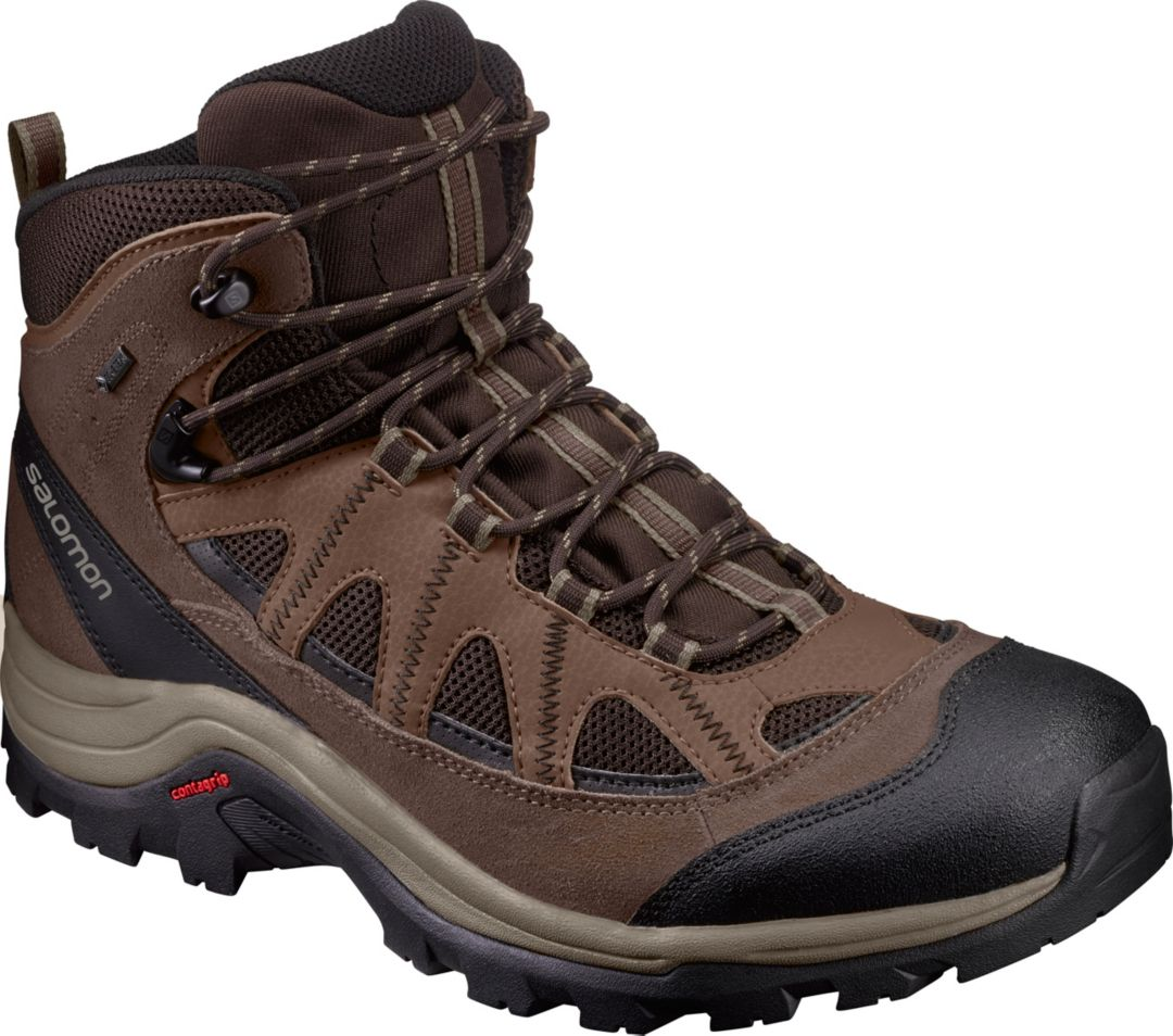3fba86c8f2a Salomon Men's Authentic LTR GTX Waterproof Hiking Boots