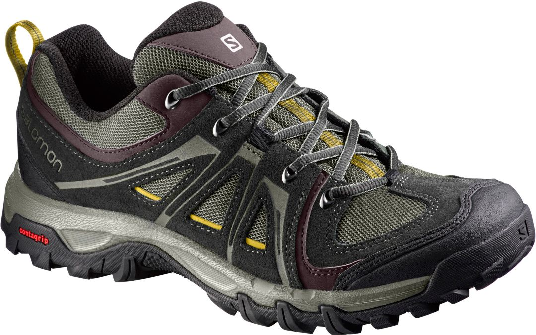 b3b1c67ba03 Salomon Men's Evasion Aero Hiking Shoes