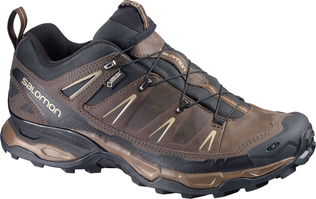 9529155f3f Salomon Men's X Ultra LTR GTX Waterproof Hiking Shoes