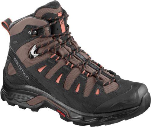 928afd82332 Salomon Women s Quest Prime GTX Waterproof Hiking Boots