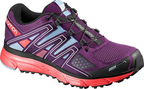 251115a46c9 Salomon Women's X-Mission 3 CS Waterproof Trail Running Shoes ...
