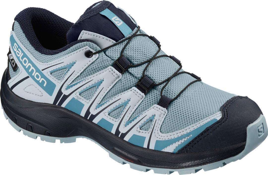 Salomon Kids' Jr. XA Pro 3D Trail Running Shoes