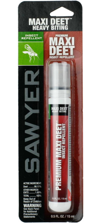 Sawyer MAXI-DEET 100% DEET Insect Repellent product image