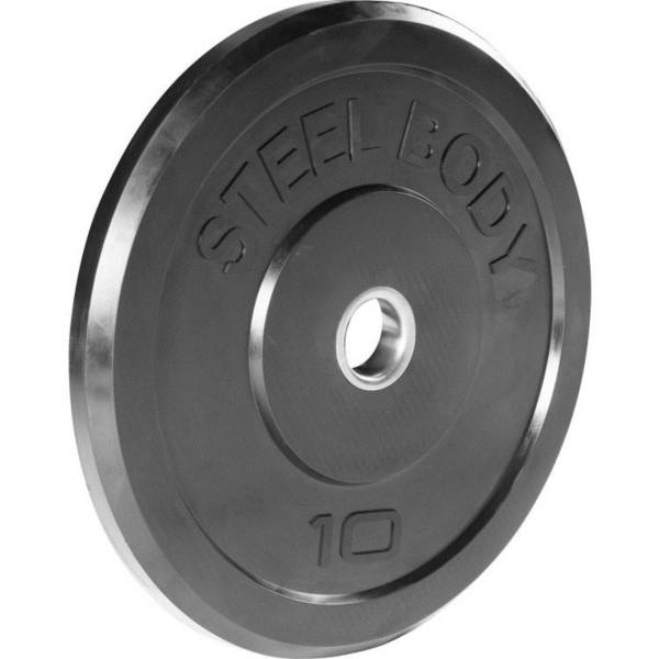 Steelbody Rubber Bumper Plate product image