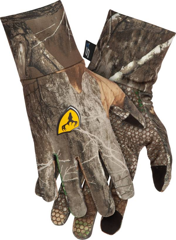 ScentBlocker Men's Trinity Text Touch Gloves product image