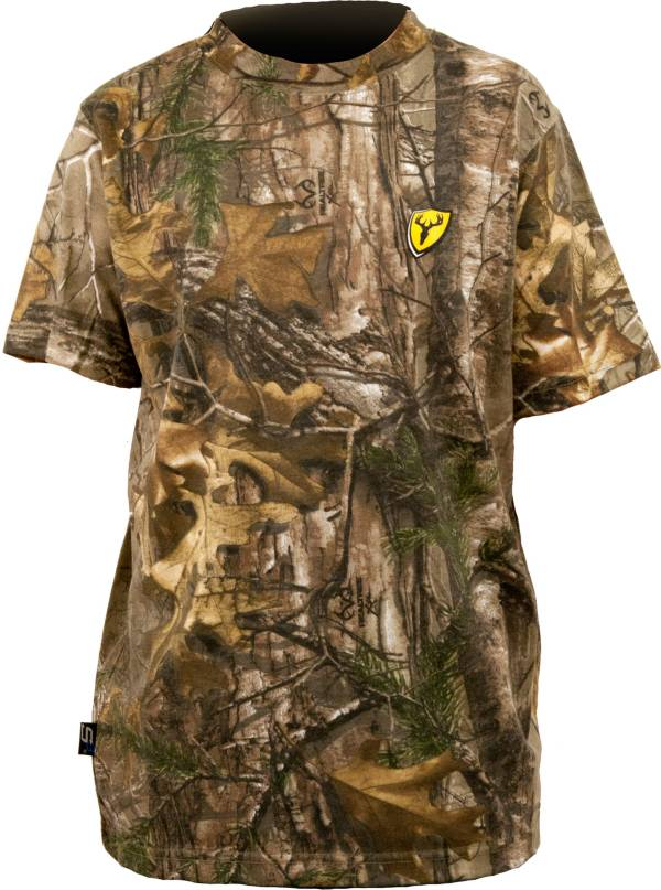 ScentBlocker Youth Cotton T-Shirt product image